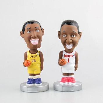 nba stars with bobbleheads  number 1