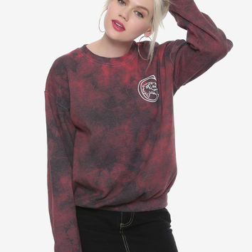 Harry Potter Gryffindor Brave Girls Sweatshirt
