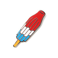 Bomb Pop Lapel Pin (Limited Edition)