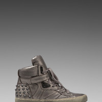 Ash Skunk Sneaker in Piombo/Military Outsole from REVOLVEclothing.com