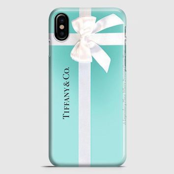 Tiffany And Co Exclusive iPhone X Case