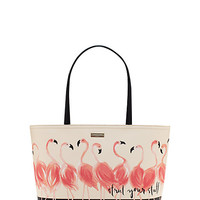 Kate Spade Strut Your Stuff Flamingo Francis Strut Your Stuff ONE