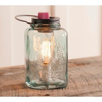 Decorative Warmer Mason Jar - Ador®