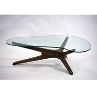 Spider Coffee Table Black