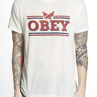 Men's Obey 'Full Flavor' Graphic T-Shirt