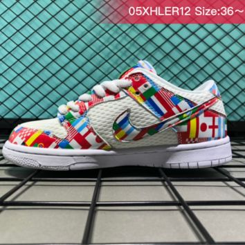 Nike Dunk Low Pro SB IW Casual Skate Shoes