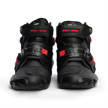 Hot Deal On Sale Winter Outdoors Shoes Cycling Boots Anti-skid Lock Shoes [6633251079]