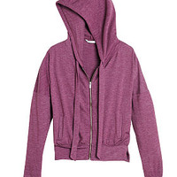 Zip Hoodie - Super Soft Knits - Victoria's Secret
