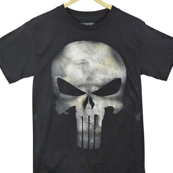 Punisher T-Shirt - Grey Logo