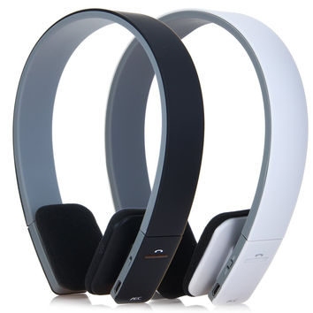 Original BQ-618 Wireless Bluetooth Headset Hands Free Head Set Handsfree Earphone Heaphones with Microphone for iphone phone
