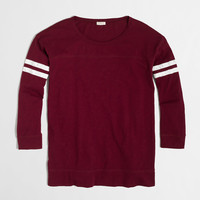 Factory varsity-stripe tee - Knits & Tees - FactoryWomen's New Arrivals - J.Crew Factory