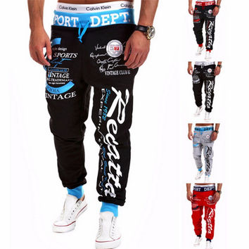 Hip Hop Joggers Sweats For Men Free Shipping