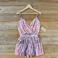 The Nile Romper