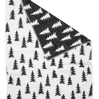 Gran Black Child Blanket - Organic Cotton