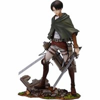 Levi 1/8 Figure BRAVE-ACT ~ Attack on Titan **Preorder**