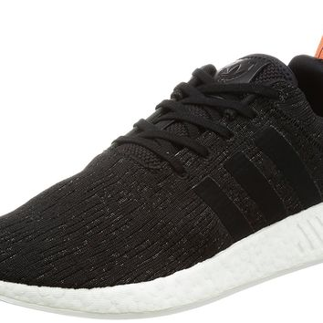 adidas Mens NMD R2 Textile Trainers