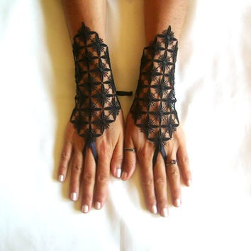 Best steampunk tattoos products on wanelo for Lace glove tattoo