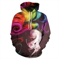 REVERIE PLANET 9-Tail Fox UNISEX HOODIE