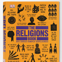 The Religions Book By DK Publishing - Urban Outfitters