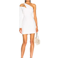 Cushnie et Ochs Vittoria Dress in White | FWRD