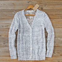 The Lace Leaf Sweater