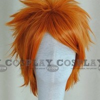 Orange Wig (Short,Spike,Kain CF01) - Tailor-Made Cosplay Costume