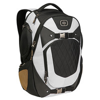 Ogio Squadron RSS II Celebrity White Backpack w/ Laptop Compartment