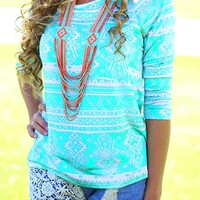 Tribal Daydreams Top