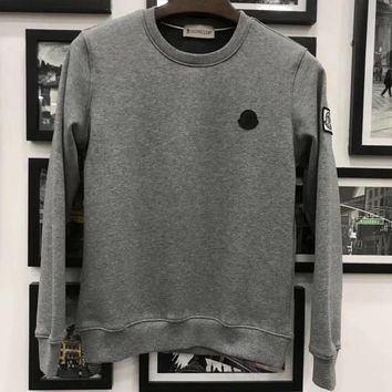 Moncler Fashion Casual Top Sweater Pullover