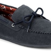 Sperry Top-Sider R&R 1-Eye Moc Slipper Grey, Size 12M  Men's Shoes
