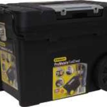 Stanley Mobile Tool Chest With Removeable Organizer