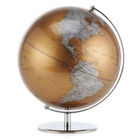 World Globe - Gold | $100 & Under | Gifts | Z Gallerie