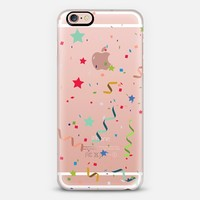 Confetti Party iPhone 6s Plus case by Sara Eshak | Casetify