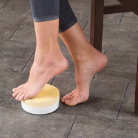 The Only Hands Free Foot Exfoliator
