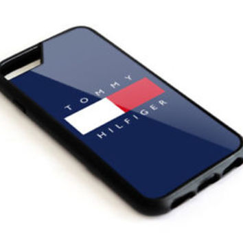 Tommy Hilfiger Logo iPhone 6+ 6s+ 7 7+ Hard Plastic Protect Case