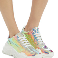 Zenith Hologram Sneakers