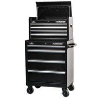 Husky 27 in. 8-Drawer Tool Chest and Cabinet Set H4CH1R H4TR1R at The Home Depot - Mobile