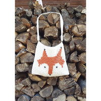 Woodland Fox Everywhere Tote