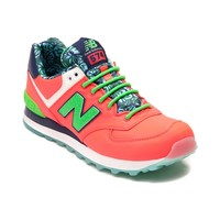 Womens New Balance 574 Luau Athletic Shoe
