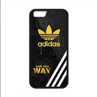 Best Design Adidas Gold WTW for iPhone 6/6s, 6s+, 7, 7+ Print On Hard Case Cover