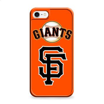 SAN FRANCISCO GIANTS iPhone 6 | iPhone 6S case