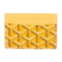 Goyard Any Color St Sulpice Card Holder Size One Size $400