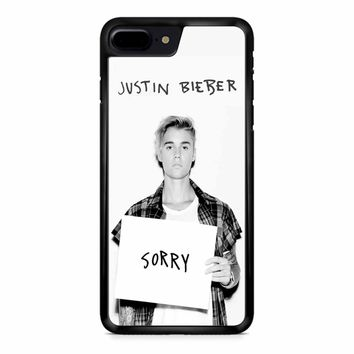 Justin Bieber Sorry iPhone 8 Plus Case