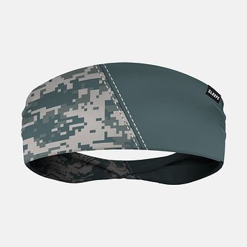 Arsenal Digi Camo Gray Headband