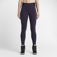 The Nike Heathered T2 Women's Leggings.