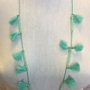 Tassel Town Necklace