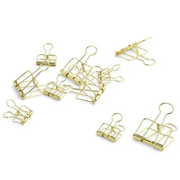 Outline Paper Clip Set - A+R Store