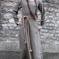 Women's dress - Vikings, early Middle Ages