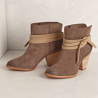 Oxbow Ankle Boots by Splendid Taupe 8 Boots
