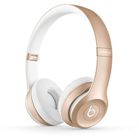 Gold Beats By Dre Wireless Solo2